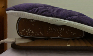 Bio-Pillow under Quantum Energy Pad