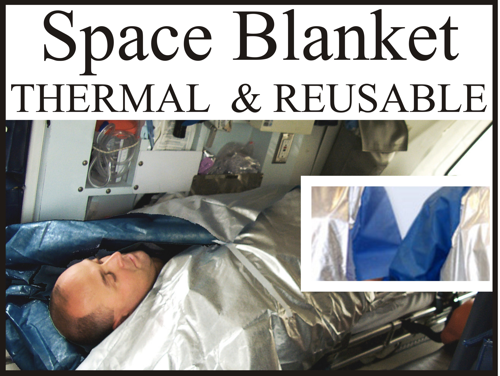 space blanket transport